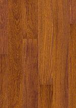 Suelo laminado de roble vintage gris de la marca quick-step de la serie largo en vista de detalle.
