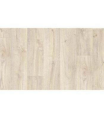 suelo vinílico de la marca Pergo roble pueblo claro V2131-40095 de la serie premium en vista detalle.