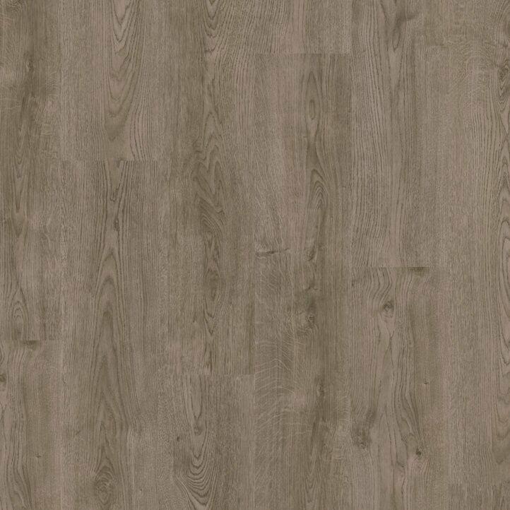 suelo laminado de la marca pergo de la serie domestic elegance roble tierras altas marrón L0607-04391 en vista de detalle.