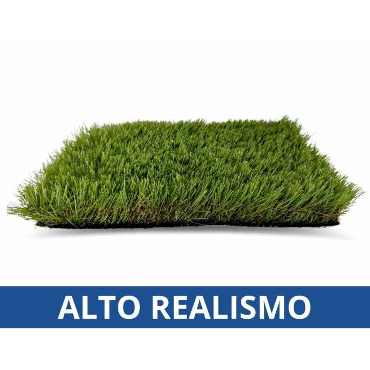 césped artificial eucaliptus de 35mm para terrazas y jardines