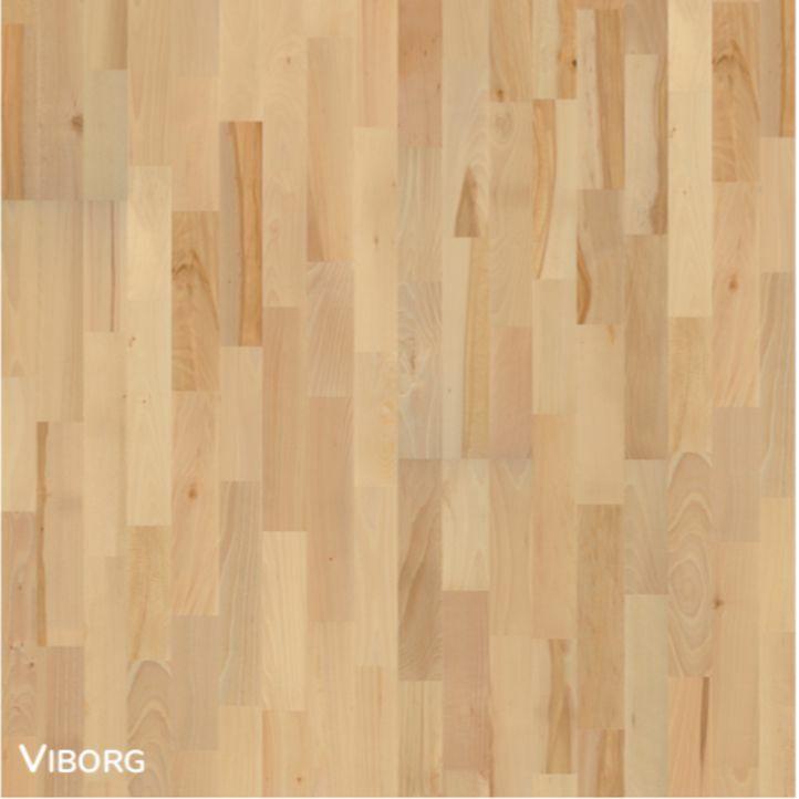 suelo multicapa de la marca kahrs original Nordic collection Haya Viborg en vista detallada