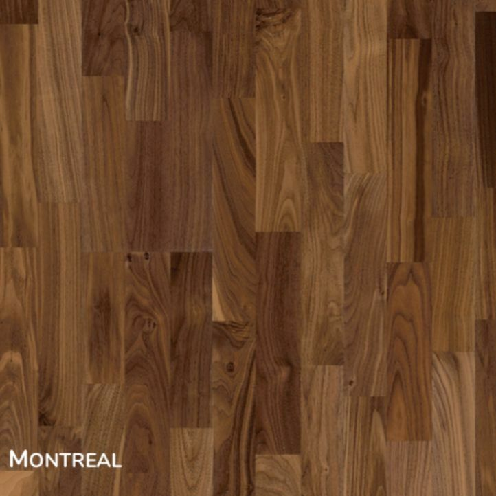 Kahrs Original American Nogal Montreal