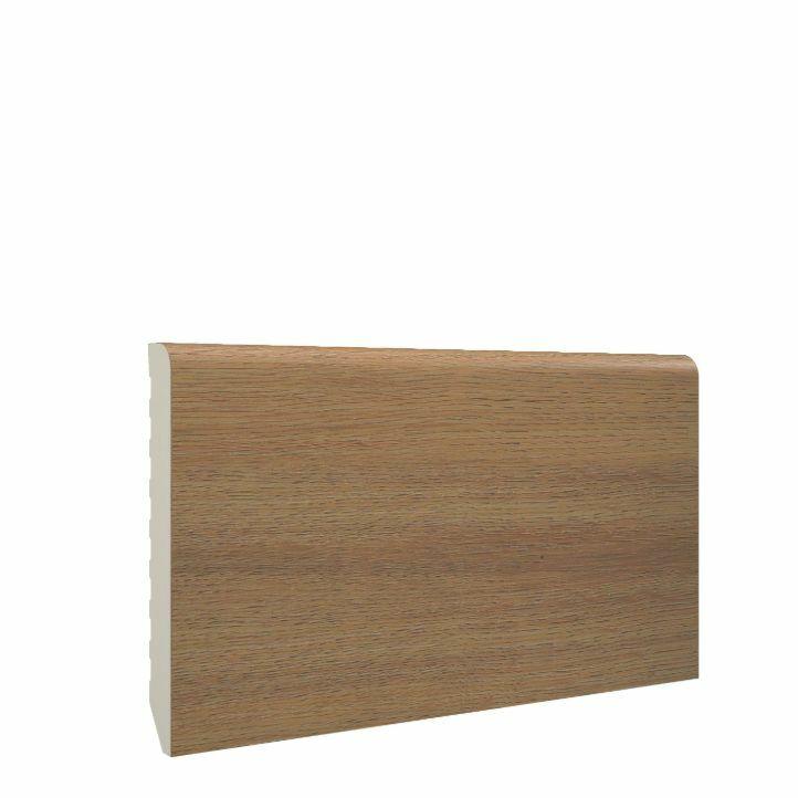 RODAPIÉ PVC CLASIC ROBLE DE 70x10  24837