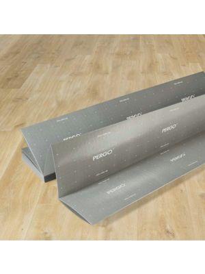 Base aislante de la marca Quick-Step para suelos vinílicos de 1mm de grosor.
