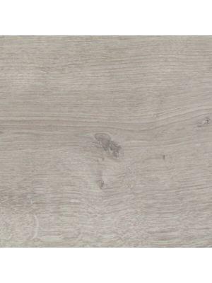 Suelo laminado de roble rustico gris de la marca Disfloor en vista diseño.