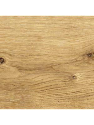 Tarima flotante de la colección Diswood Top 1 lamas roble blanco cepillado mate premium.