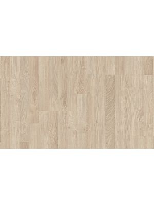 suelo laminado de la marca pergo de la serie original excellence roble rubio L0201-01787 en vista detalle.
