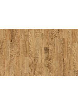 suelo laminado de la marca pergo de la serie living expression roble elegante L0301-01789 en vista detalle.