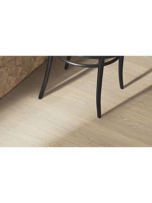 Parquet laminado de la marca pergo de la gama original excellence roble cabaña L0234-03864 en un ambiente de habitación.