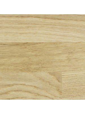 Tarima flotante de la colección Diswood Top 3 lamas roble natural saturado.