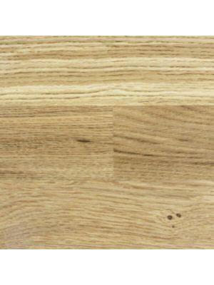 Tarima flotante de la colección Diswood Top 3 lamas haya saturada premium.