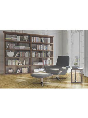 Parquet flotante de la marca Barlinek de la serie pure line Roble askania en un ambiente de habitación.