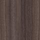 Color detallado mejorado del rodapie de pvc nogal chambord mate de 70x10