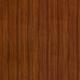 rodapié pvc marrón rojizo