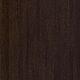 rodapié pvc marrón oscuro