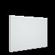 Color detallado mejorado de la tapeta para puestas de pvc blanco melamina de 70x10