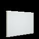 Color detallado mejorado de la tapeta para puestas de pvc blanco melamina de 90x12