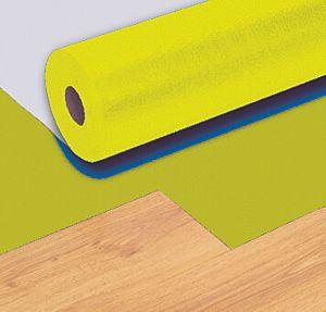 Base aislante para suelos vinílicos BDecora de color verde. LVT bfl-s1 1,4mm.