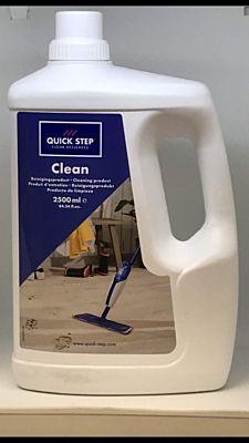 QUICK-STEP CLEAN LIMPIADOR NEUTRO PARA TODO TIPO DE SUELOS 2,5L