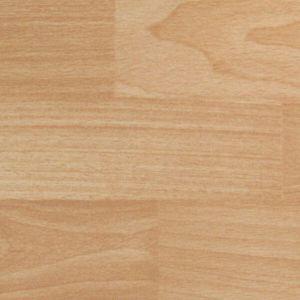 Suelo laminado de haya 3L de la marca Disfloor  en vista diseño.