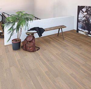 Parquet EHL028 colocado en un piso.