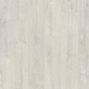 Parquet vinílico de la marca Pergo roble claro natural V3107-40021 de la serie optimum en un ambiente de habitación.