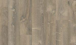 parquet vinílico de la marca Pergo pino nórdico blanco V2131-40072 de la serie premium en un ambiente de habitación.