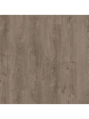 suelo laminado de la marca pergo de la serie domestic elegance roble tierras altas marrón L0601-04391 en vista de detalle.