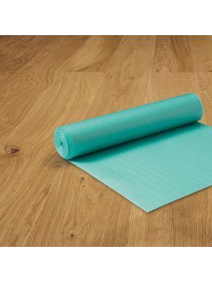 Subsuelo de la marca Pergo para suelos vinílicos de 1mm de grosor.