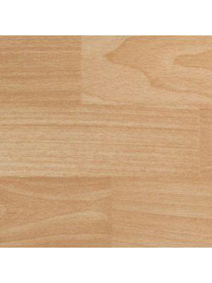 Suelo laminado de cerezo 2L de la marca Disfloor  en vista diseño.