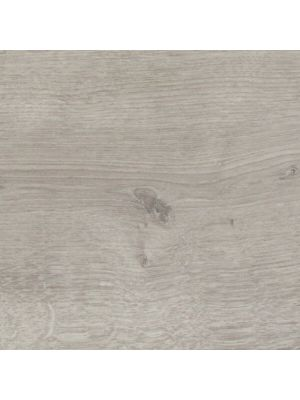 Suelo laminado de roble gris sanded de la marca Disfloor en vista diseño.