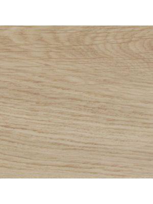 Suelo laminado de roble clasico blanco de la marca Disfloor en vista diseño.
