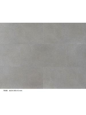 Suelo de vinilo de la marca Bdecora de la colección SPC click island MALTA en ambiente detallado.