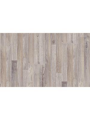 suelo laminado de la marca pergo de la serie original excellence roble gris de 3 lamas L0201-01786 en vista detalle.