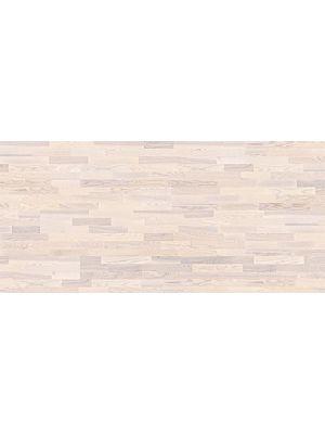 Tarima flotante de la marca Barlinek de la serie decor linee oak marsala de 3 lamas  en vista de detalle.