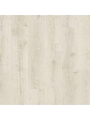 Parquet vinílico de la marca Pergo roble montaña claro V3107-40163 de la serie optimum en un ambiente de habitación.