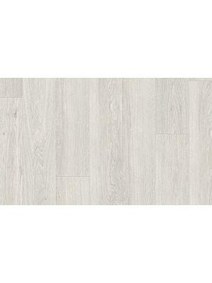 suelo vinílico de la marca Pergo roble lavado gris V3131-40082 de la serie optimum en vista de detalle.