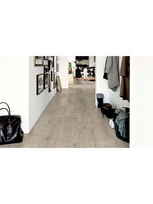 parquet vinílico de la marca Pergo roble costa V3131-40107 de la serie optimum en un ambiente de habitación.