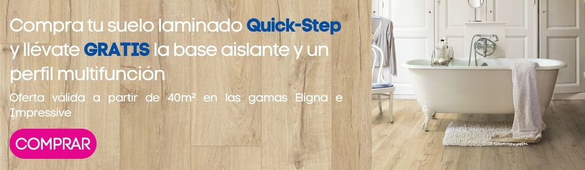 Quick Step promociones