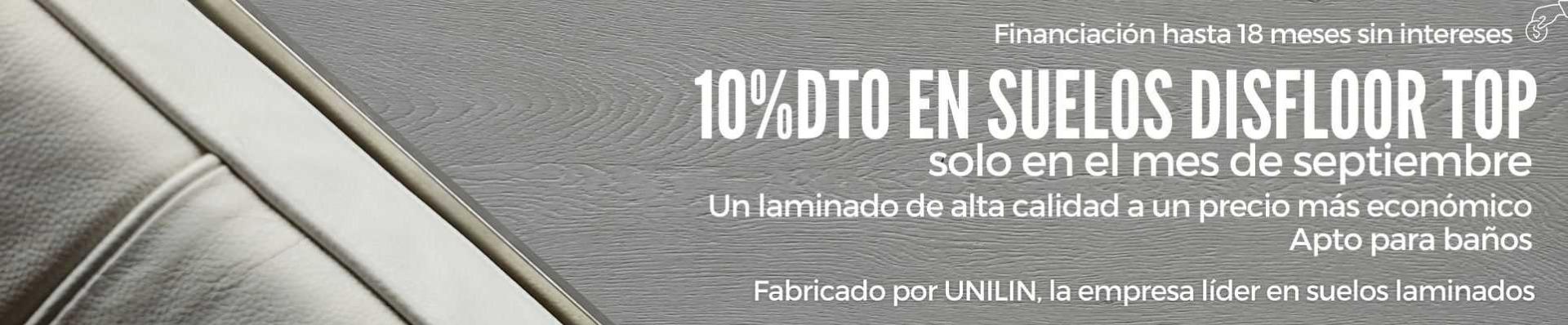 ofertas suelos laminados Disfloor top
