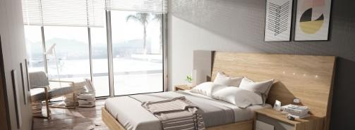 las habitaciones con mucha luz natural pueden dañar tu parquet