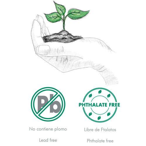 sostenibilidad y sellos sostenibles