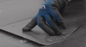 Colocar la capa nueva de subsuelo sobre la dañada