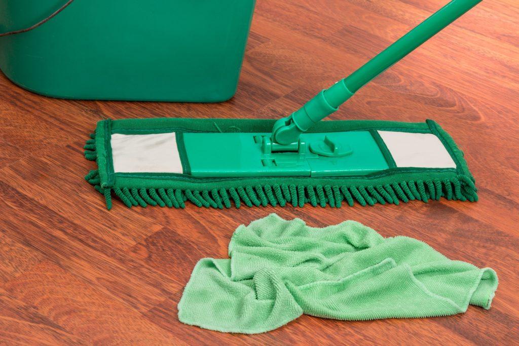limpieza de parquet