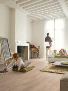 Cómo reparar un piso laminado