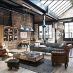 Cómo lograr un estilo industrial para tu hogar