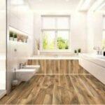 Cómo elegir el parquet para baños y cocinas